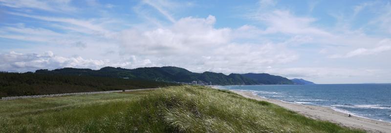 久しぶりに海に行ってきました。