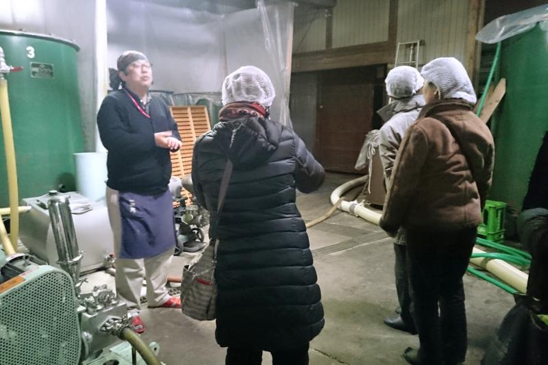 2016.1.16-17「新酒蔵探訪」ツアーレポート